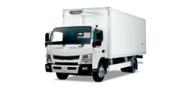 FUSO Изотермический фургон